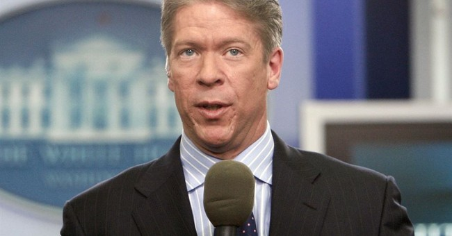 Major Garrett of CBS writing book about covering Trump